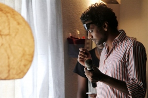 Actor Vijay Sethupathi in Puriyatha Puthir Movie Images