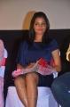 Puriyatha Puthir Actress Gayathrie Shankar Photos in Blue Dress