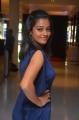 Tamil Actress Gayathrie Shankar Photos in Blue Dress