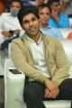 Allu Sirish @ Introducing Pushpa Raj First Meet Event Stills