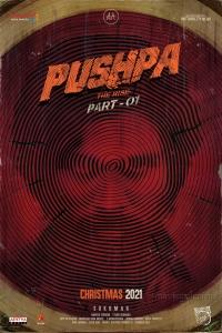 Allu Arjun Pushpa Part 1 Movie Release Christmas 2021 Posters HD