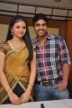 Supraja, Srinivas at Pusthakam Lo Konni Page Lu Missing Success Meet Stills