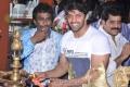 Actor Arya at Puthagam Movie Launch Stills