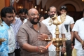 Santhana Bharathi at Puthagam Movie Launch Stills