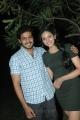 Sathya, Rakul Preet Singh at Puthagam Movie Press Show Stills
