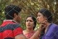 Sathya, Uma Padmanabhan, Rakul Preet Singh in Puthagam Movie Stills