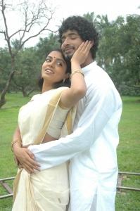Dilipkumar, Janavi in Puthiya Kaviyam Hot Stills