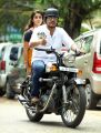 Nayanthara, Mammootty in Puthiya Niyamam Movie Stills