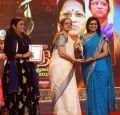 AR Reihana, Bhagirathi Ramamurthy @ Puthiya Thalaimurai Sakthi Awards 2018 Photos