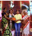 Rohini, Kausalya Shankar @ Puthiya Thalaimurai Sakthi Awards 2018 Photos