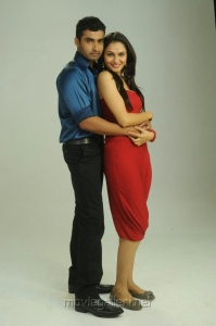Nandha, Surveen Chawla in Puthiya Thiruppangal Movie Photos