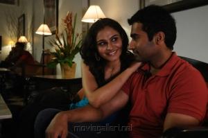 Andrea Jeremiah, Nandha in Puthiya Thiruppangal Movie Photos