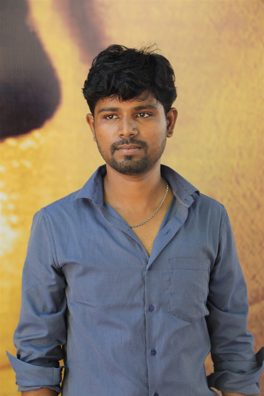 Director Jalil @ Puyalil Oru Thoni Movie Pooja Stills