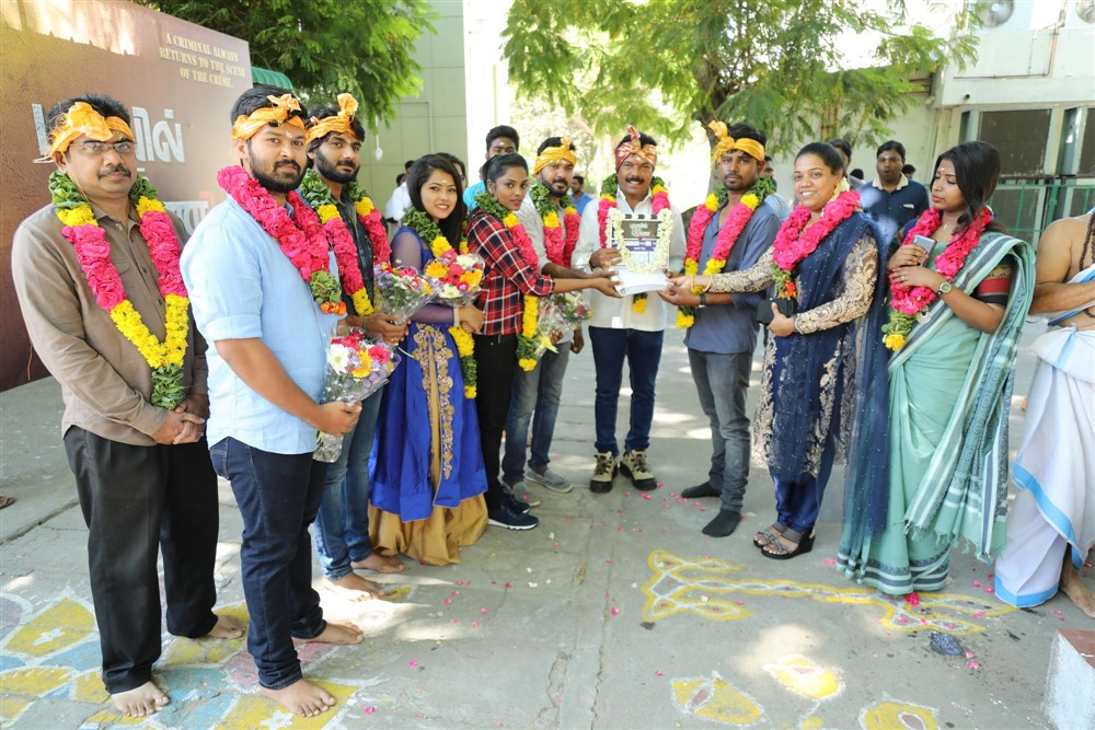 Puyalil Oru Thoni Movie Pooja Stills