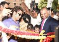 Sachin Tendulkar, Anushka launches PVP Square, Vijayawada