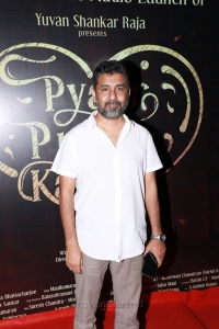 Ahamed @ Pyaar Prema Kaadhal Audio Launch Stills