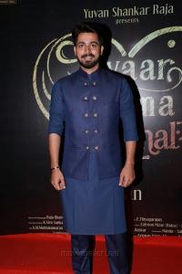 Actor Harish Kalyan @ Pyaar Prema Kaadhal Audio Launch Stills