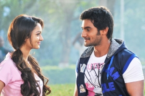 Shanvi Srivastava, Aadi in Pyar Mein Padipoyane New Stills