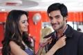 Shanvi Srivastava, Aadi in Pyar Mein Padipoyane Telugu Movie Stills