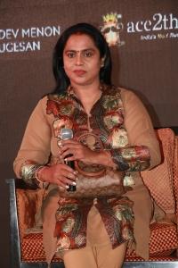 Viji Chandrasekhar @ Queen Web Series Press Meet Photos