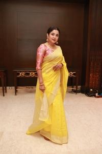 Ramya Krishnan @ Queen Web Series Press Meet Photos