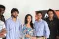 Ashraf, Aditi Chengappa at Ra Movie Pooja Stills