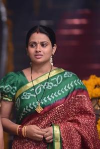 Actress Kalyani (Kaveri) in Ra Ra Krishnayya Movie New Images