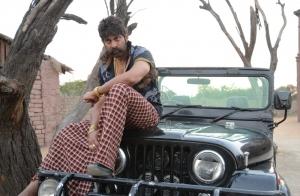 Actor Jagapathi Babu in Ra Ra Krishnayya Movie New Images