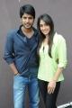Sundeep, Regina @ Ra Ra Krishnayya Movie Press Meet Stills