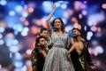 Actress Raai Laxmi Dance Performance @ SIIMA Awards 2019 Photos