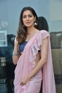 Actress Raai Laxmi Pics @ Where is The Venkata Lakshmi Interview
