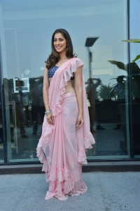 Actress Lakshmi Rai Pics @ Where is The Venkata Lakshmi Interview