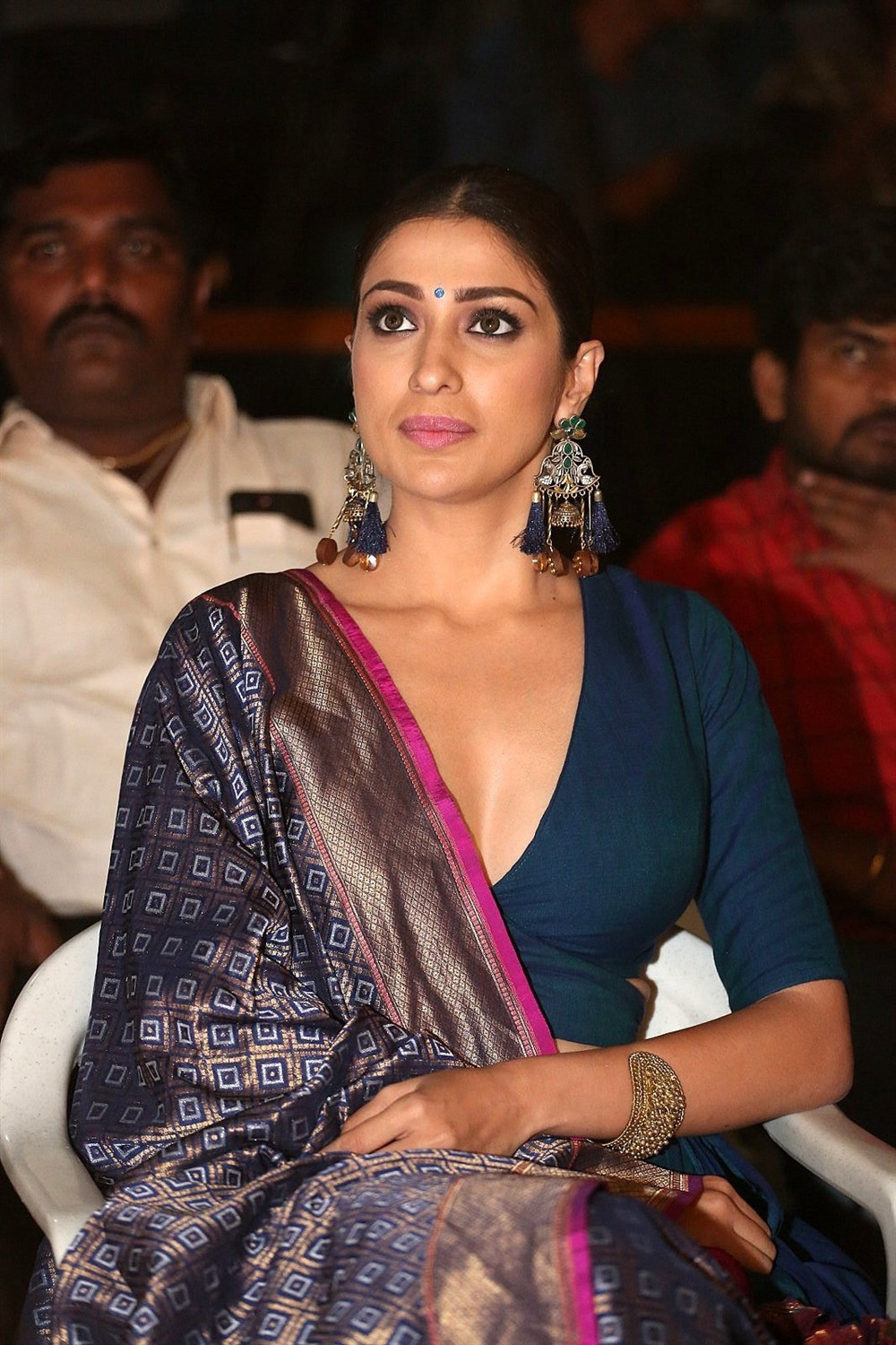 Actress Raai Laxmi Stills @ Where is The Venkata Lakshmi Audio Launch