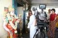 Actress Dhanshika's Raani Movie Pooja Stills