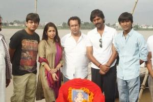 Raanjhnaa Movie On Location Stills