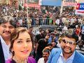 Actress Raashi Khanna launches Big C Mobile Store in Rajahmundry Photos