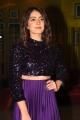 Actress Raashi Khanna Pictures @ Prathi Roju Pandage Trailer Launch