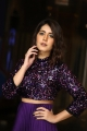 Actress Raashi Khanna Pictures @ Prathi Roju Pandage Trailer Launch