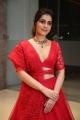 World Famous Lover Actress Raashi Khanna Red Dress Pics