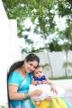 TeluguActress Raasi daughter Rithima Photos