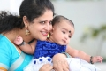 Actress Manthra daughter Rithima Photos