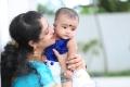 Actress Raasi (Manthra) daughter Rithima Photos