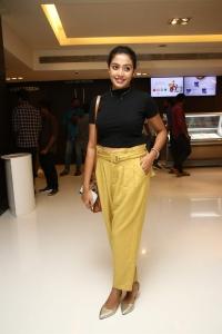 Actress Ashwini Chandrashekar @ Raatchasi Movie Premiere Show Photos