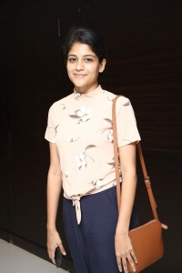 Actress Aditi Balan @ Raatchasi Movie Premiere Show Photos