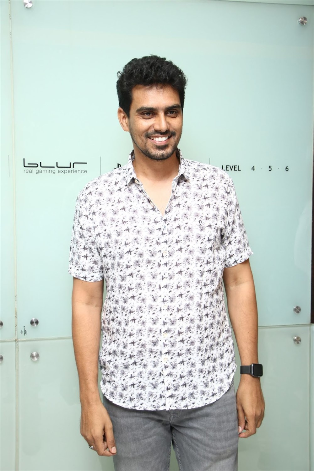 Producer SR Prabhu @ Raatchasi Movie Premiere Show Photos