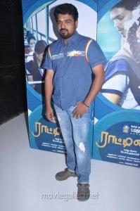 Director KS Thangasami at Raattinam Audio Launch Stills