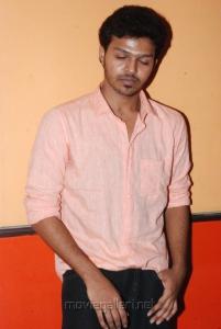 Actor Lagubaran at Raattinam Press Meet Stills