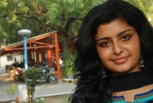 Actress Swathi at Raattinam Movie Press Show Stills