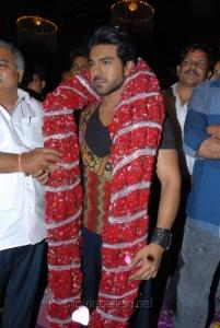 Ram Charan at Racha Movie Press Meet Stills