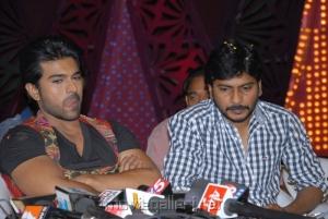 Racha Movie Press Meet Stills
